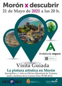 VISITA GUIADA. La pintura artística en Morón. 21 de mayo @ Espacio Santa Clara