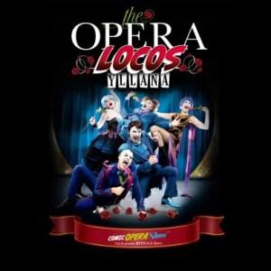 """MÚSICA. """"THE OPERA LOCOS"""" – KLEMARK ESPECTÁCULOS TEATRALES. 13 de noviembre. Teatro Oriente @ Teatro Oriente"""
