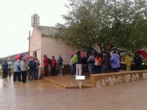 Romería Moros Nuevos al Santuario 2012