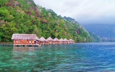Tourism Morotai Island