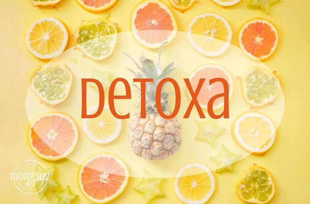 Detoxa i 7 steg