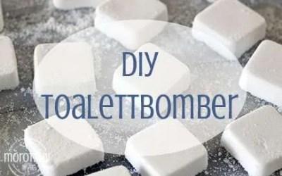 DIY – Fräsiga toalettbomber