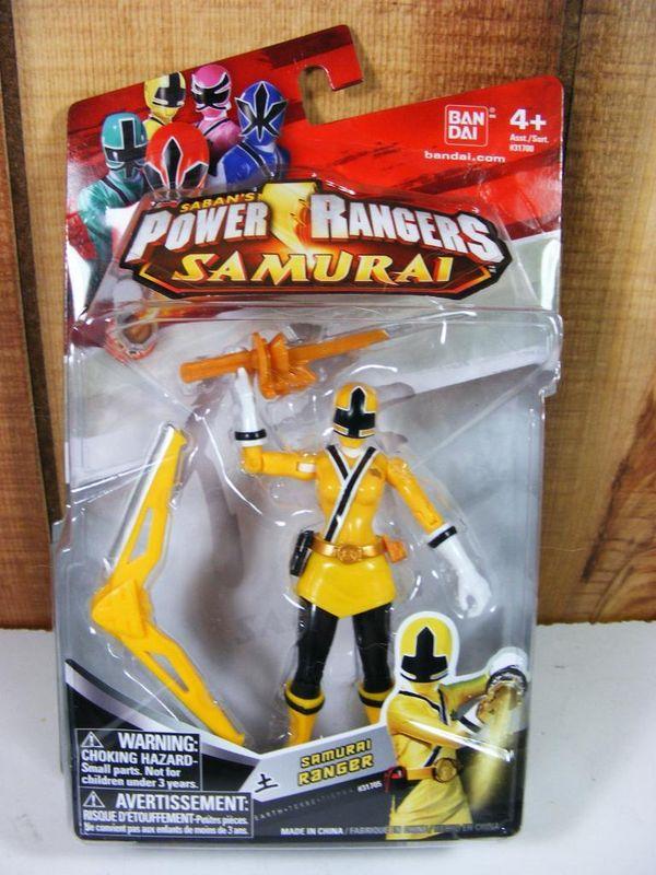 Power Rangers Samurai Spring Toy Line: Super Samurai Included! (5/6)