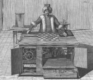 Wolfgang von Kempelen - Chess-playing automaton