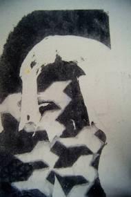 Handmade Pulp Painted Paper 2, 2013