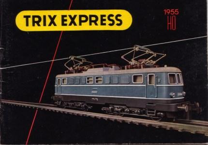 Trix 1955 cover