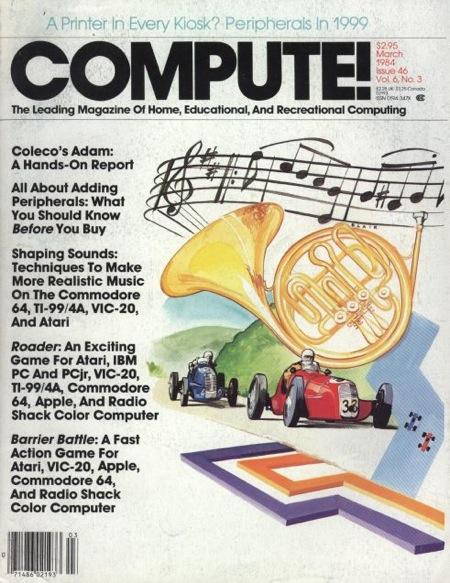 Compute magazine Issue 46