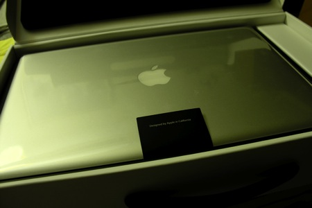 15-inch MacBook Pro mid-2009