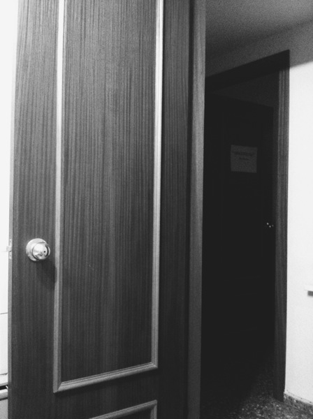 Door - Old VSCO Cam