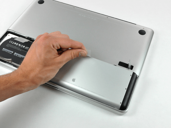MacBook A1278 access door 3