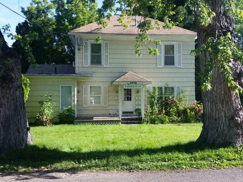 1. 4606 W. Denton St.