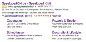 google plus reviews verzamelen