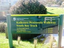 Kaikoura Peninsula Walkway, New Zealand
