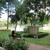 Benchasiri Park, Bangkok