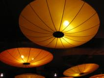 Chinese-style ceiling lamps, Manchester