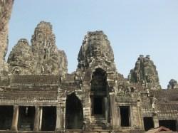 The Bayon @ Angkor, Cambodia