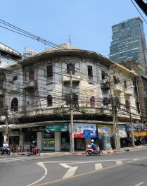 Architecture in Bangkok