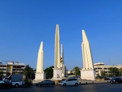 Democracy Monument, Phra Nakhon, Bangkok