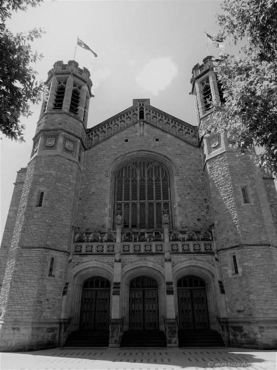 Church, Glenelg