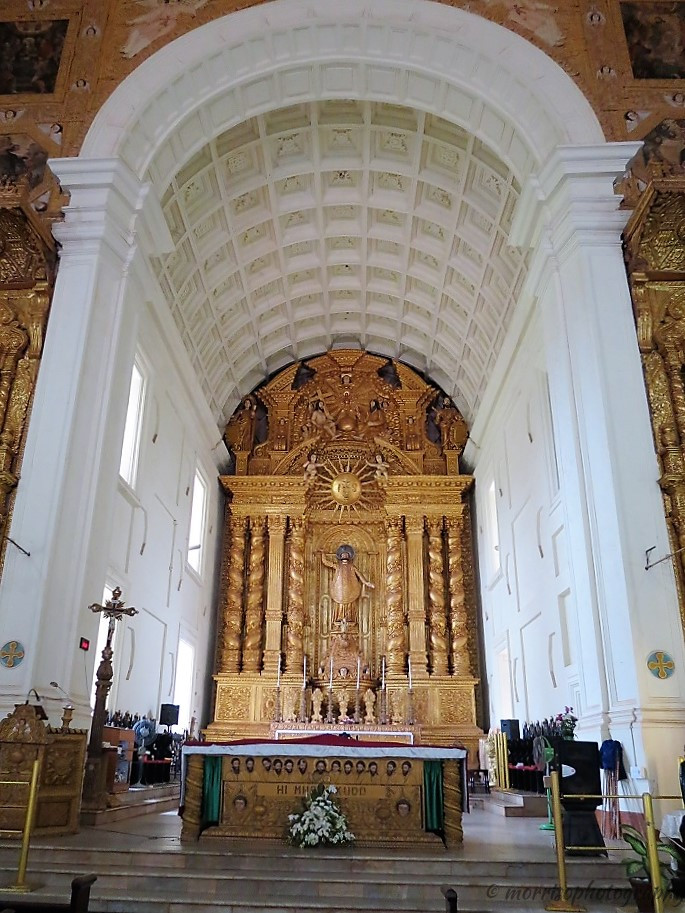 Church of St Cajetan, Old Goa