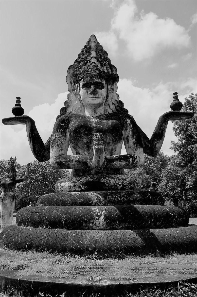 Xieng Khuan, the Buddha Park, Laos