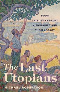 "Cover of ""The Last Utopians"""