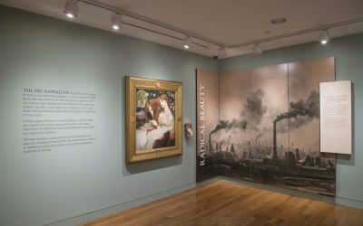 The Delaware Art Museum's Reinstalled Bancroft Pre-Raphaelite Collection