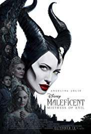 Maleficent: Mistress of Evil film poster