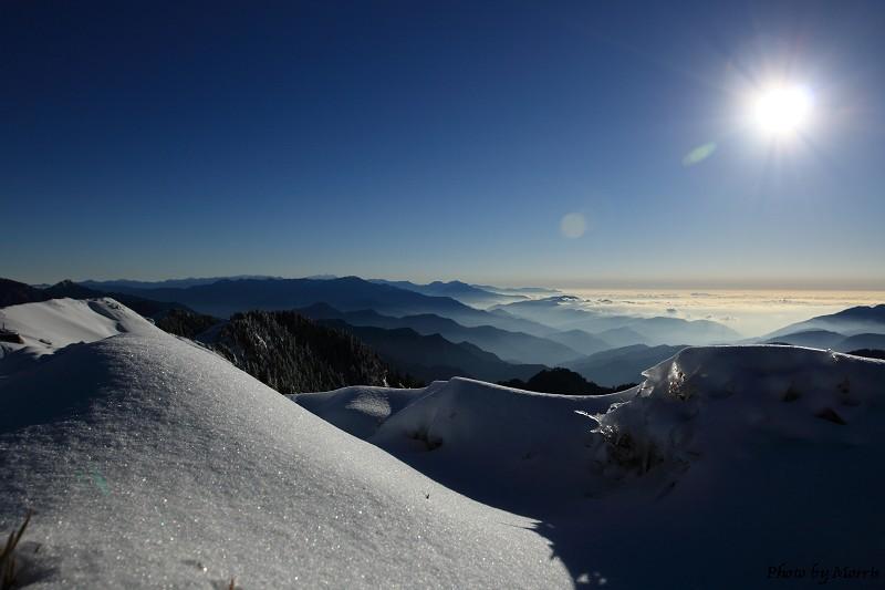 合歡山冬雪終曲 (28)