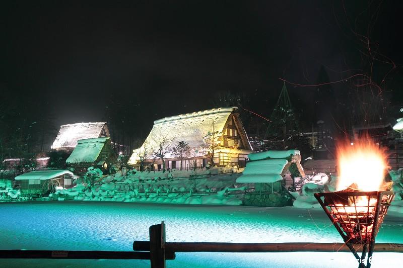 飛驒之里點燈 (19)
