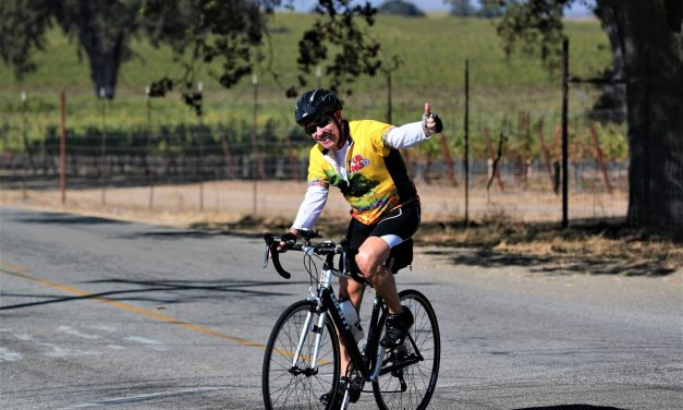 Tour of Paso Bike Ride Fundraiser <BR>Benefits Cancer Support Community