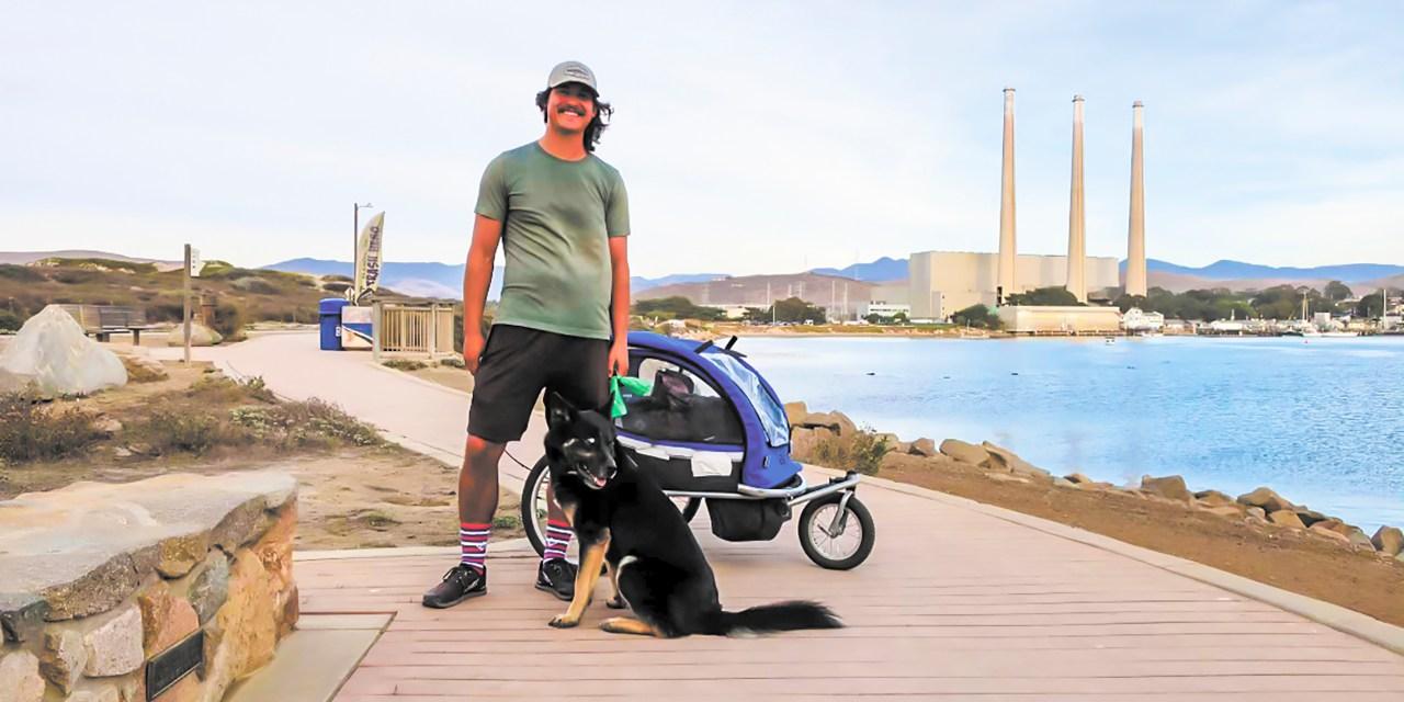 Walk Across America Ends in Morro Bay
