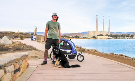 Walk Across America Ends in Morro Bay