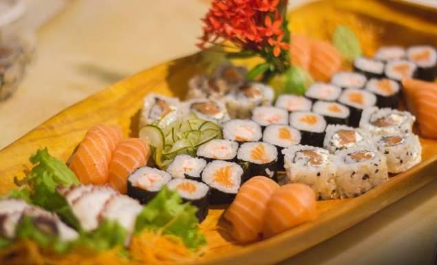 Sushi Restaurante O casarão