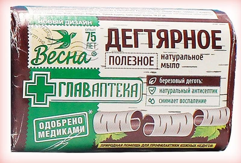 Degtyar Συνταγές καθαρότητας σαπουνιού