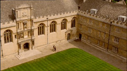 wadham college. Where danny studies and his rooms