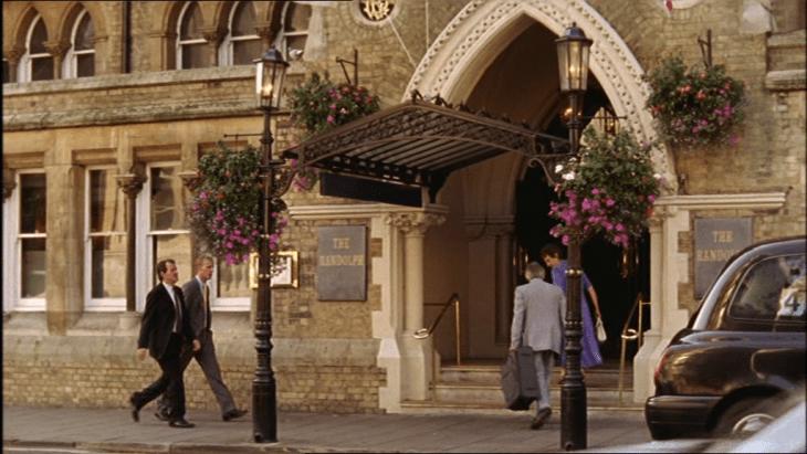 Randolph Hotel, Beaumont Street,
