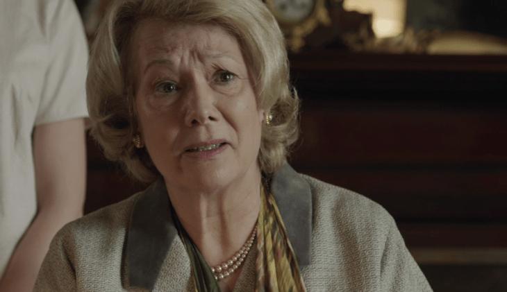 Diane fletcher as bronwen symes in Endeavour episode Nocturne