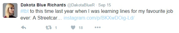 blue-tweet