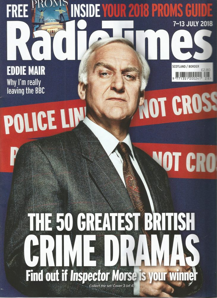 READ Radio Times Article on 50 Greatest British Crime Dramas. July ...