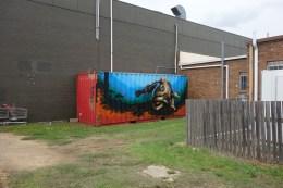 Street art in context
