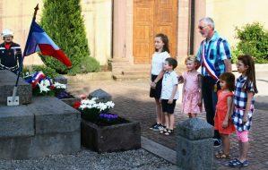 Cérémonie commémorative du 8mai @ Place de l'église