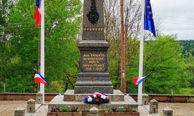Confinement : un 8-Mai spécial à Mortagne