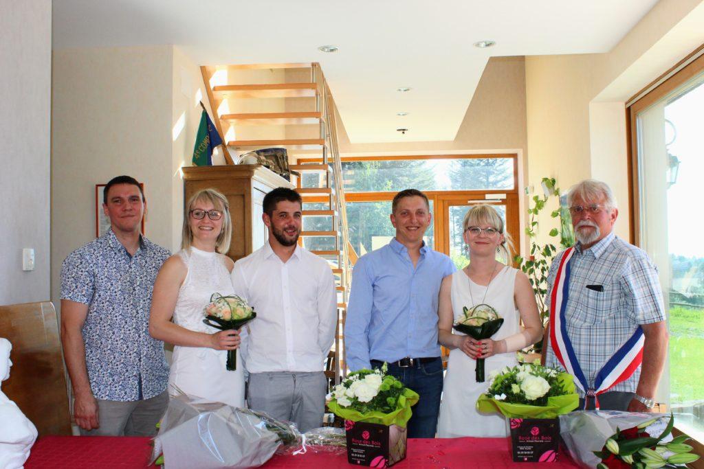 Mariages à Mortagne