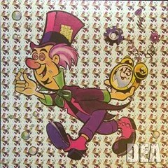 LSD Blotter with hundreds of individual sheets