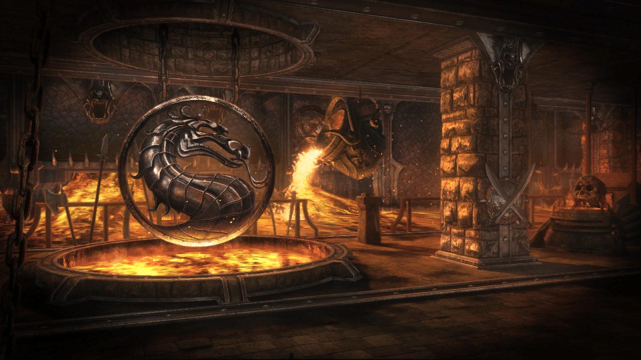 Mkwarehouse Mortal Kombat 2011 Arenas