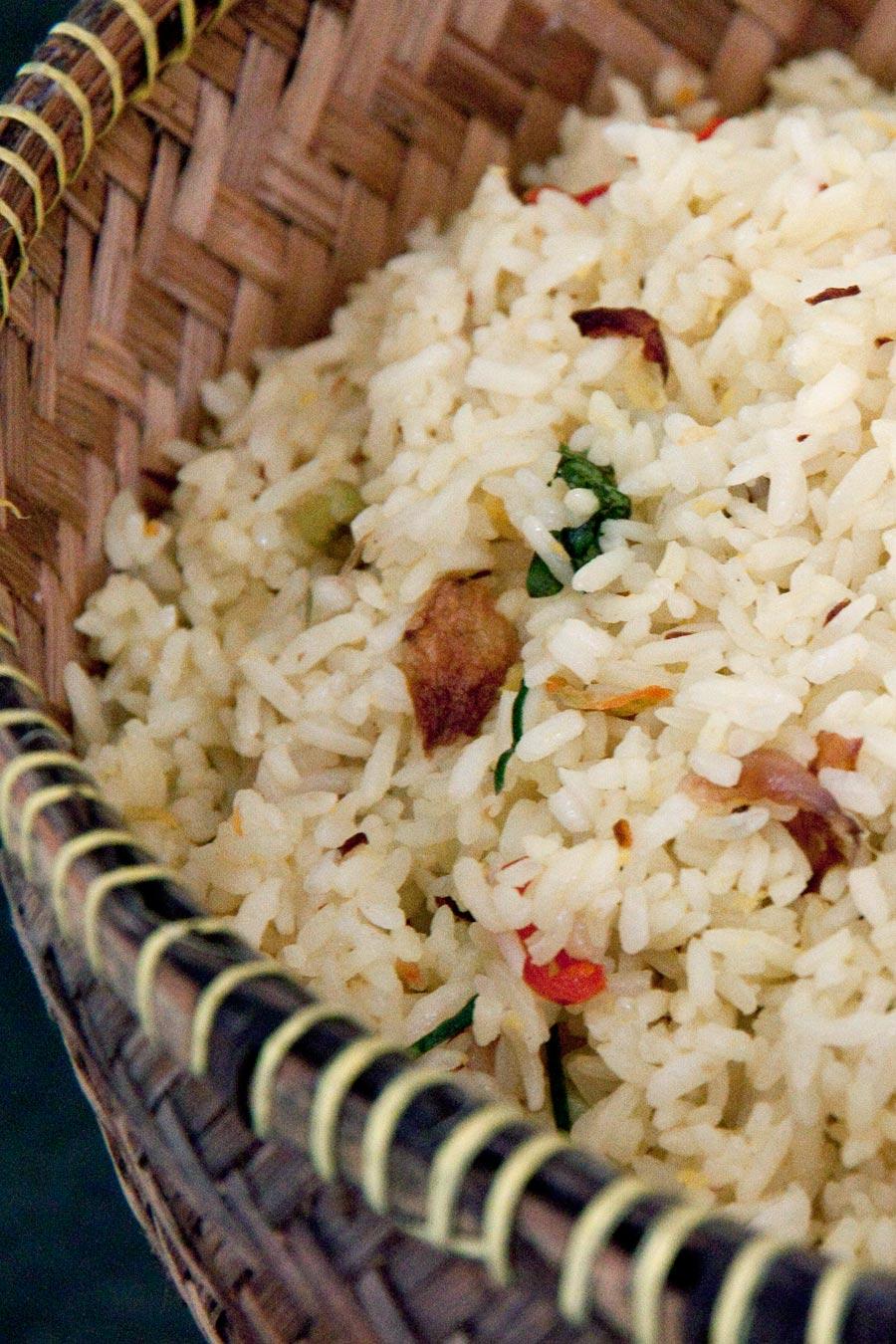 Balinese rice