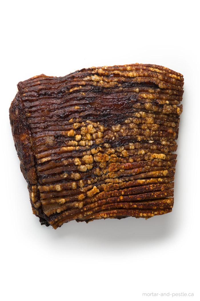 Pork belly. mortar-and-pestle.ca