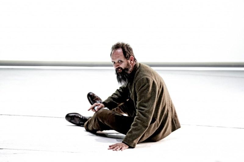 Niels Ellegaard, Den Gerrige, Aarhus Teater