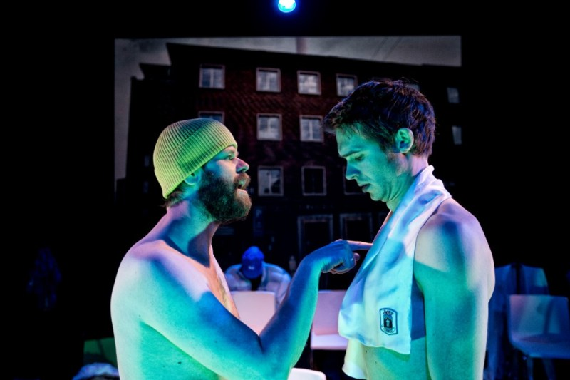 Nikolaj Mineka og Daniel Bevensee Foto: David Bering